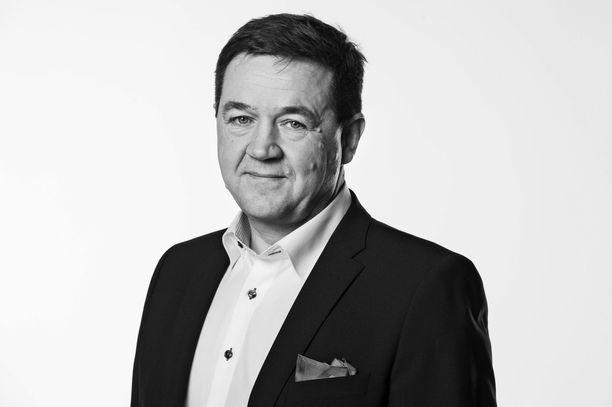 Iltalehden erikoistoimittaja Olli Ainola (1958–2019).