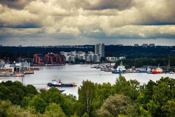 Turun satamassa aloitetaan koronatestaamisen pilotointi ensi maanantaina. Kuvituskuva.