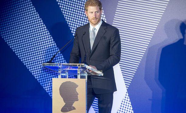 Prinssi Harry on Walesin prinssi Charlesin ja prinsessa Dianan nuorin lapsi.