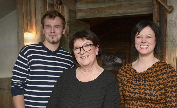 Muun muassa Paula osallistui Maajussille morsian -ohjelmaan vuonna 2014.