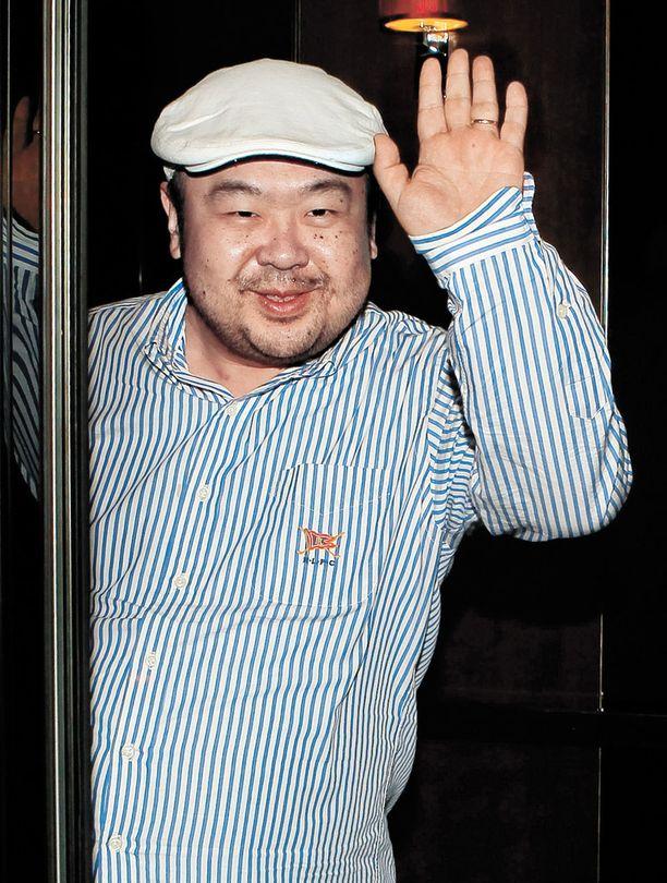 Kim Jong-nam sai laajat elinvauriot hermomyrkystä.