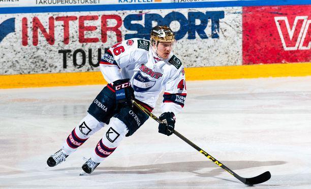 Missä seurassa Teemu Ramstedt pelaa ensi kaudella?