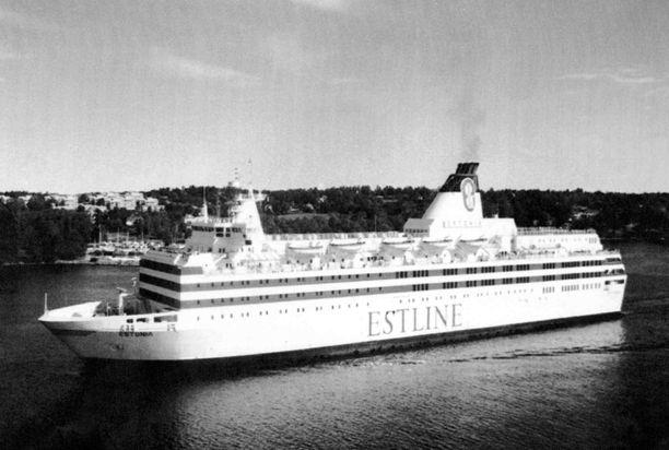 M/S Estonia upposi Itämerellä 28. syyskuuta vuonna 1994.