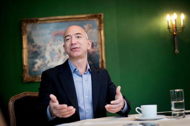 Jeff Bezos löysi unelmiensa kodin.