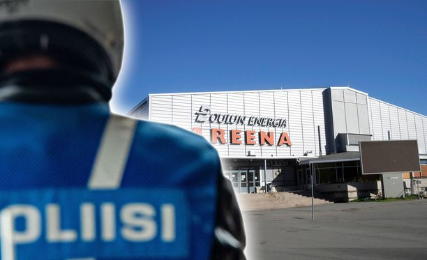 Oulun poliisilla on riittänyt työnsarkaa lauantaisen kiekko-ottelun jälkipyykissä.