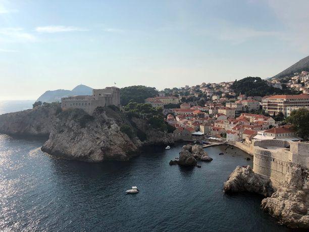 Dubrovnikissä kuvattiin lukuisia Kuninkaansataman tapahtumia.