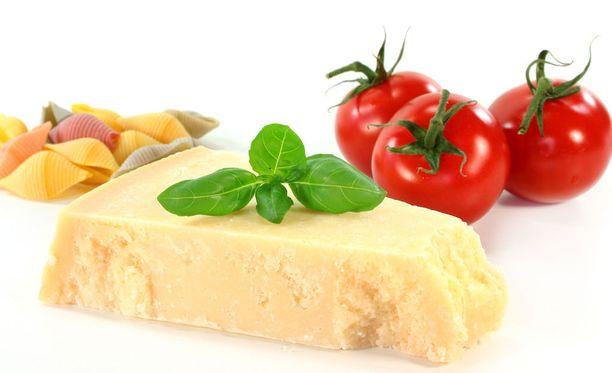 Pieni pala juustoa voi olla terveydelle hyväksi.