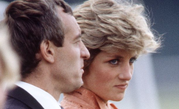Prinsessa Diana kuoli elokuussa 1997.
