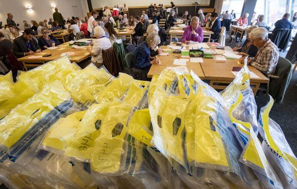 Vaalituloksen varmistuminen kesti Ruotsissa poikkeuksellisen kauan.
