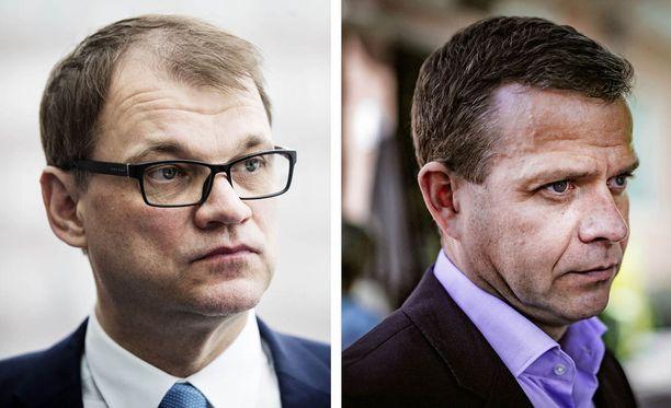 Pääministeri Juha Sipilän keskustalaiset ja valtiovarainministeri Petteri Orpon kokoomuslaiset pohtivat tänään ylimääräisissä kokouksissaan sote- ja maakuntauudistuksen viivästymistä.