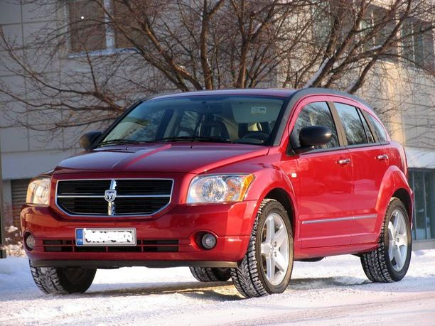 Dodge Caliber on murheenkryyni.