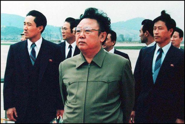 Huhtikuussa 1992 Kim Jong-il tapasi Kiinan silloisen presidentin Yang Shangkunin.