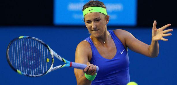 Viktoria Azarenka voitti Australian avointen kaksinpelin.