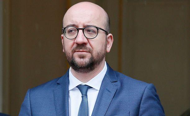 Belgiassa iskeneet terroristit etsivät ennen iskua tietoa maan pääministeristä Charles Michelista.