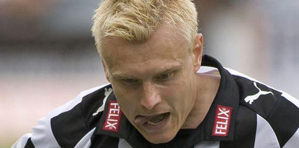 Mikko Paatelainen edusti vielä viime kaudella Turun Palloseuraa.