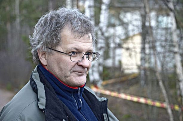 Siivousalan yrittäjän Hannu Hovin mielestä Espoolla pitäisi olla mahdollisuus pitää parempaa huolta iäkkäistä asukkaistaan.
