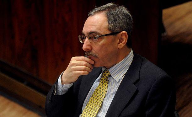 Kokoomuksen kansanedustaja Ben Zyskowicz ei tue kolmatta tukipakettia.
