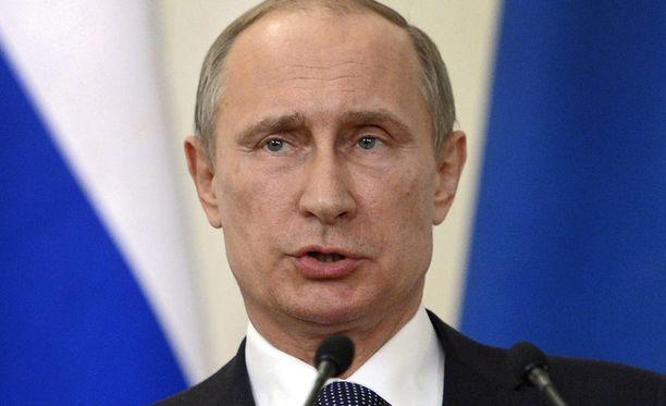 Putin varoitti eilen Suomea hienovaraisesti Natoon liittymisestä.