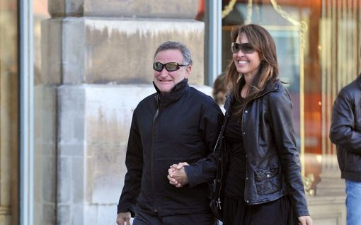 Robin Williamsin leskeltä surullinen paljastus miehensä viimeisistä elinpäivistä