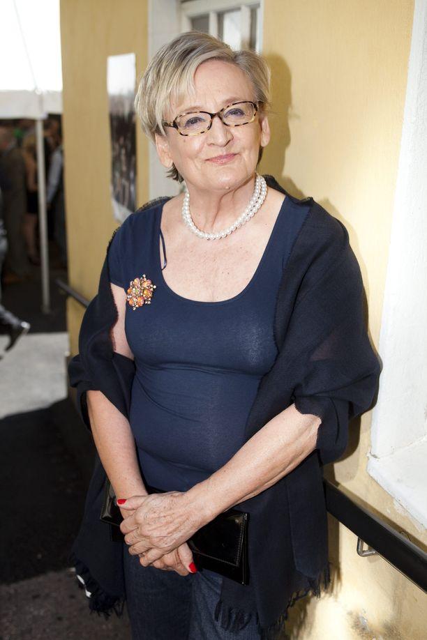 Anna-Kaisa Hermunen vuonna 2010.