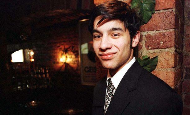 Dimitri Sjöberg oli kaikkien aikojen nuorin tangoprinssi.