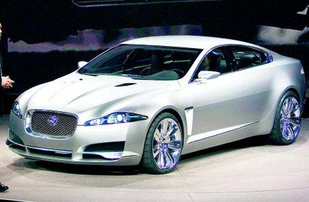 UUTTA Jaguar C-XF on S-tyypin seuraajakandidaatti.