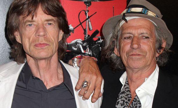 Keith Richards pitää Mick Jaggeria veljenään.