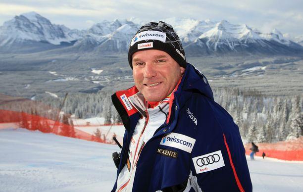 –Valmentajan pitää antaa urheilijalle joka päivä mahdollisuus kehittyä, sanoo alppivalmentaja Osi Inglin.