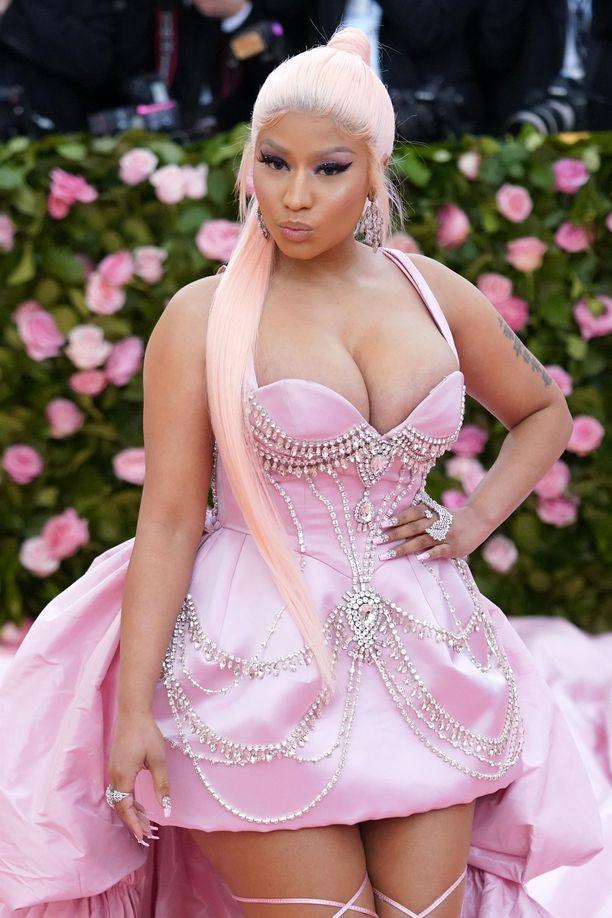 Nicki Minaj aikoo eläköityä.