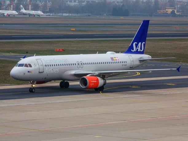 SAS:n lentäjät vaativat 13 prosentin palkankorotusta, johon työnantaja ei suostunut.