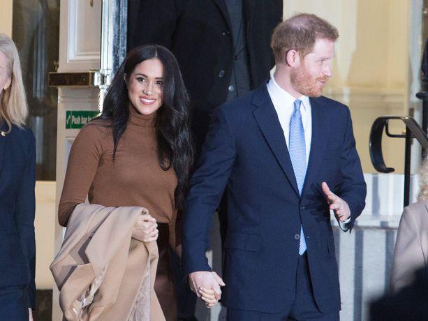 Herttuatar Meghanin ja prinssi Harryn suunnitelmista on selvinnyt yksityiskohtia.