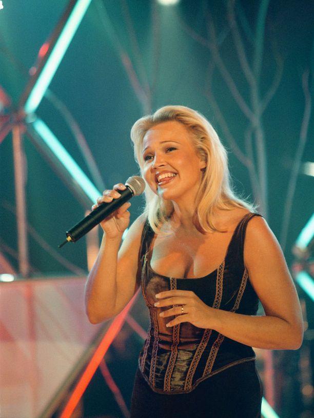 Kaihoisa André toi Maritalle Syksyn sävelen voiton ja takasi moniksi vuosiksi paikan keikka-artistien ykköskaartiin.