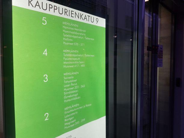 Oulun Kauppurienkadulta on Siikalatvan kyliin matkaa useita kymmeniä kilometrejä.