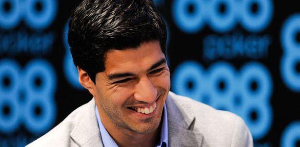 Luis Suárez -pullonavaajia on nyt myynnissä.
