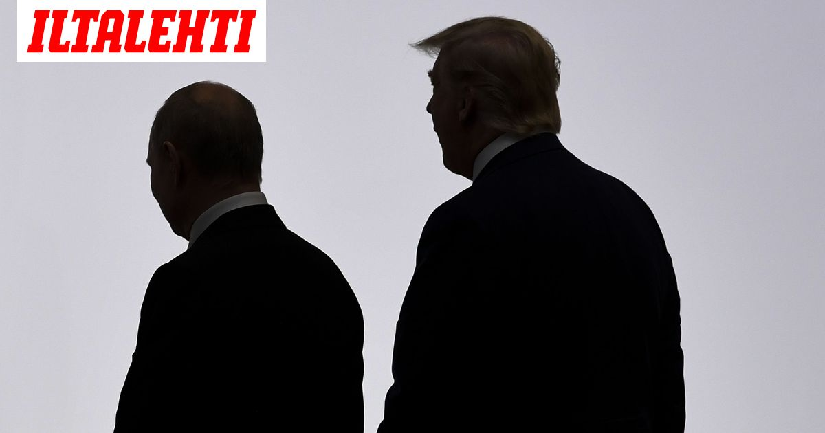 Vladimir Putin:lle sopimusta, jonka mukaan kumpikaan ei sotkeennu toistensa...
