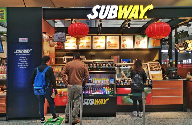 Subway on oman ilmoituksensa mukaan maailman suurin pikaruokaketju, joka on lähtöisin Yhdysvalloista.