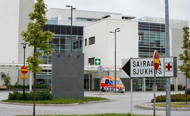 Poliisi haki henkilön hallussa olleen vaarallisen kemikaalin Turun yliopistollisesta sairaalasta.