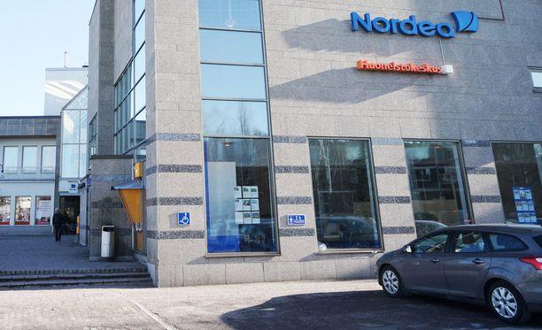 Pankit saattavat sulkea ovensa taas torstaina. Kuvituskuva.