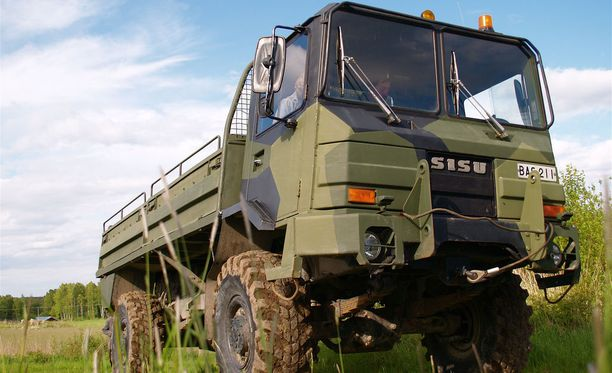 Masi on maastoajoneuvo, joka on tarkoitettu miehistön kuljettamiseen. Kuvassa vuosina 1982-1991 valmistettu Masi-malli Sisu SA-150.