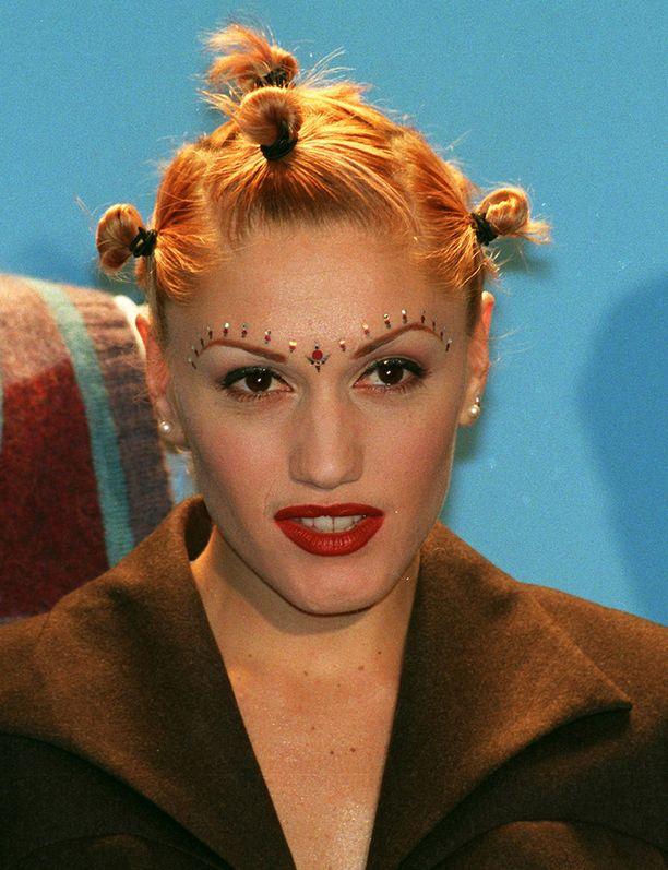 Gwen Stefani vuonna 2000.