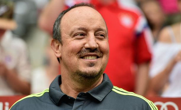 Rafael Benitez oli tyytyväinen joukkueensa esitykseen Vålerengaa vastaan.