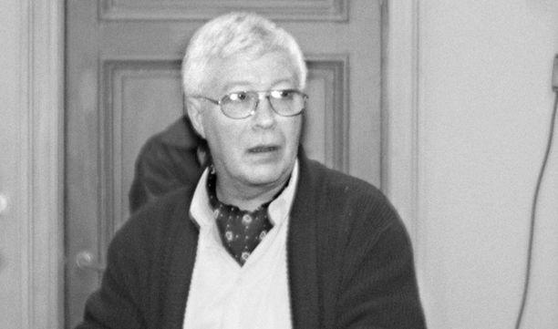 Bo Andersson on kuollut 83-vuotiaana.