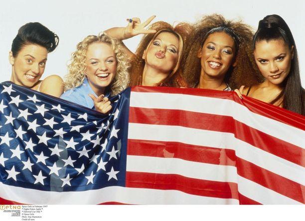 Spice Girls on kaikkien aikojen menestyneimpiä yhtyeitä.