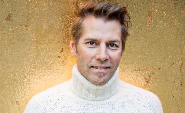 Harri Syrjänen.
