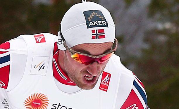 Kevyt reitti suosii ruotsalaisten mielestä Petter Northugia.