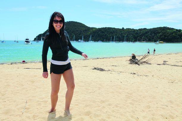 Laura lomaili perheensä kanssa Uudessa-Seelannilla juuri ennen henkirikosta.