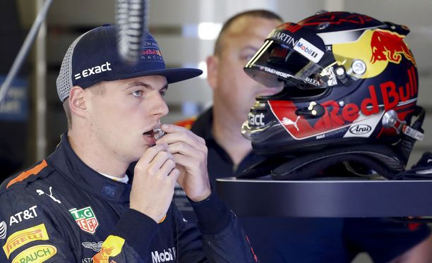 Max Verstappen ei sulattanut kauppaketjun pilailuvideoa.
