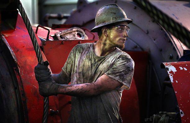 Yhdysvalloilla on strateginen öljyvarasto yli tuhat metriä maan alla.