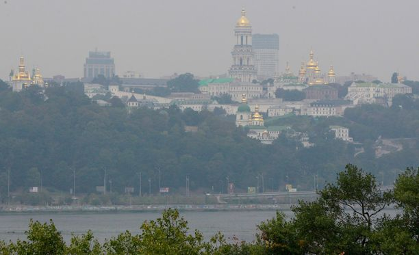 Ukrainan turvallisuuspalvelu esti kerrostalon räjäyttämisen Kiovassa.