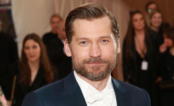 Tanskalaisnäyttelijä Nikolaj Coster-Waldau on yksi sarjan päätähdistä.
